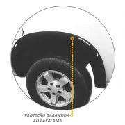 Alargador de Paralama S10 CD 1995 a 2000 Traseiro 02 Peças