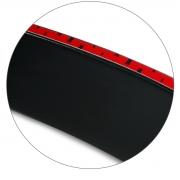 Calha de Chuva S10 CD 2012 a 2021 Defletor Fumê Tgpoli