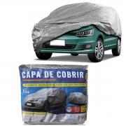 Capa de Cobrir Carro Pequena Forro Parcial Gofrada Impermavel