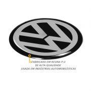 Emblema Adesivo Roda Esport Calota Resinado 48mm Volkswagen