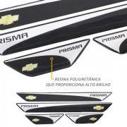 Jogo de Soleira Resinada Modelo 02 Novo Prisma Alto Brilho