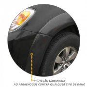 Ponteira de Parachoque Hilux CD 2005 a 2011 Lado Esquerdo