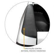 Protetor de Borda L200 Triton 2008 a 2020 Curva Lateral Caçamba