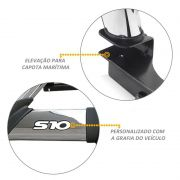 Santo Antonio Duplo S10 2012 a 2021 Cromado Com Barra