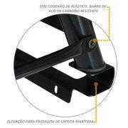 Santo Antonio Ranger 2013 a 2021 Preto Grade Vigia Bruto Sport