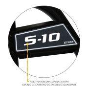 Santo Antonio S10 1995 a 2011 Preto Grade Vigia Bruto Sport