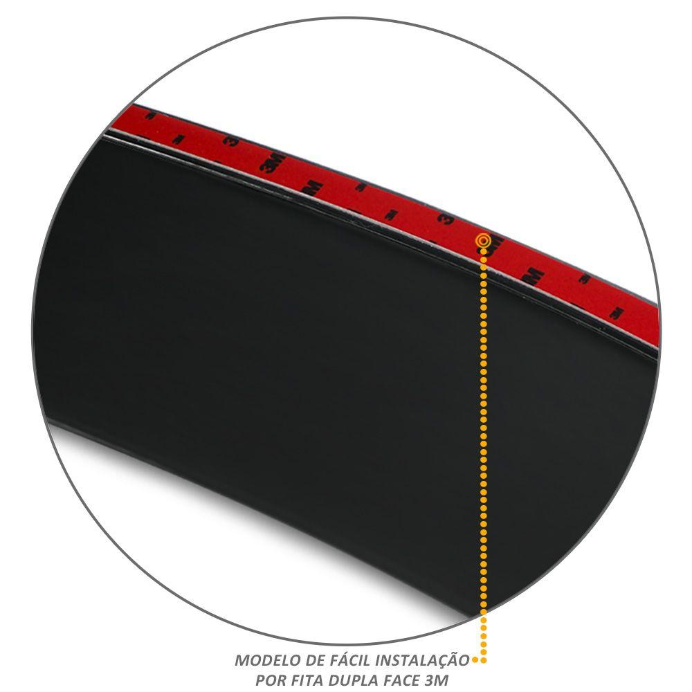 Calha de Chuva Defletor HB20 2012 a 2019 Acrilico Tgpoli