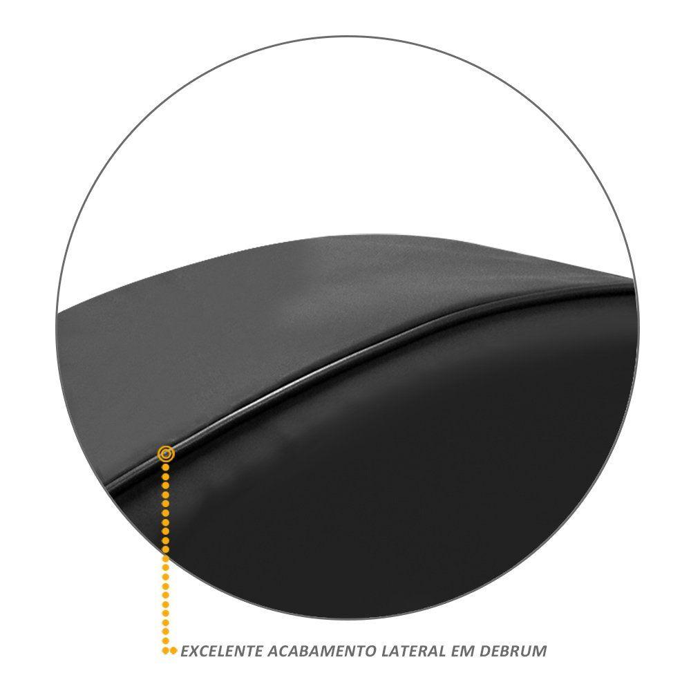 Capa de Estepe Crossfox 2005 a 2019 Nossa Senhora Com Cadeado PVC