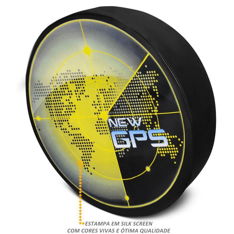 Capa De Estepe Crossofox 2005 a 2017 New GPS Com Cadeado
