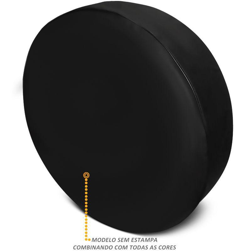 Capa de Estepe Ecosport 2003/2016 PVC Sem Estampa Cadeado
