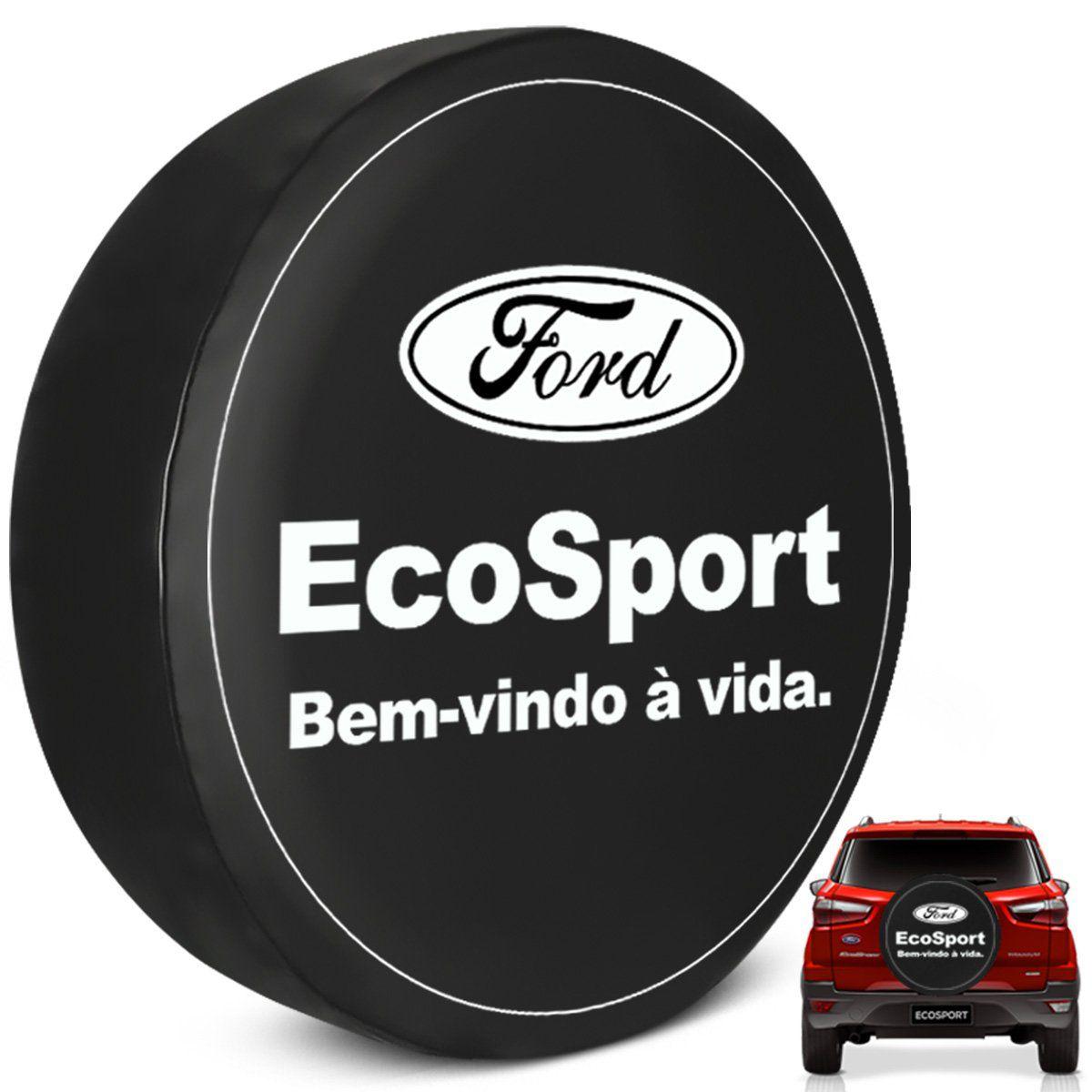 Capa de Estepe Ecosport 2003 a 2019 Bem-Vindo à Vida