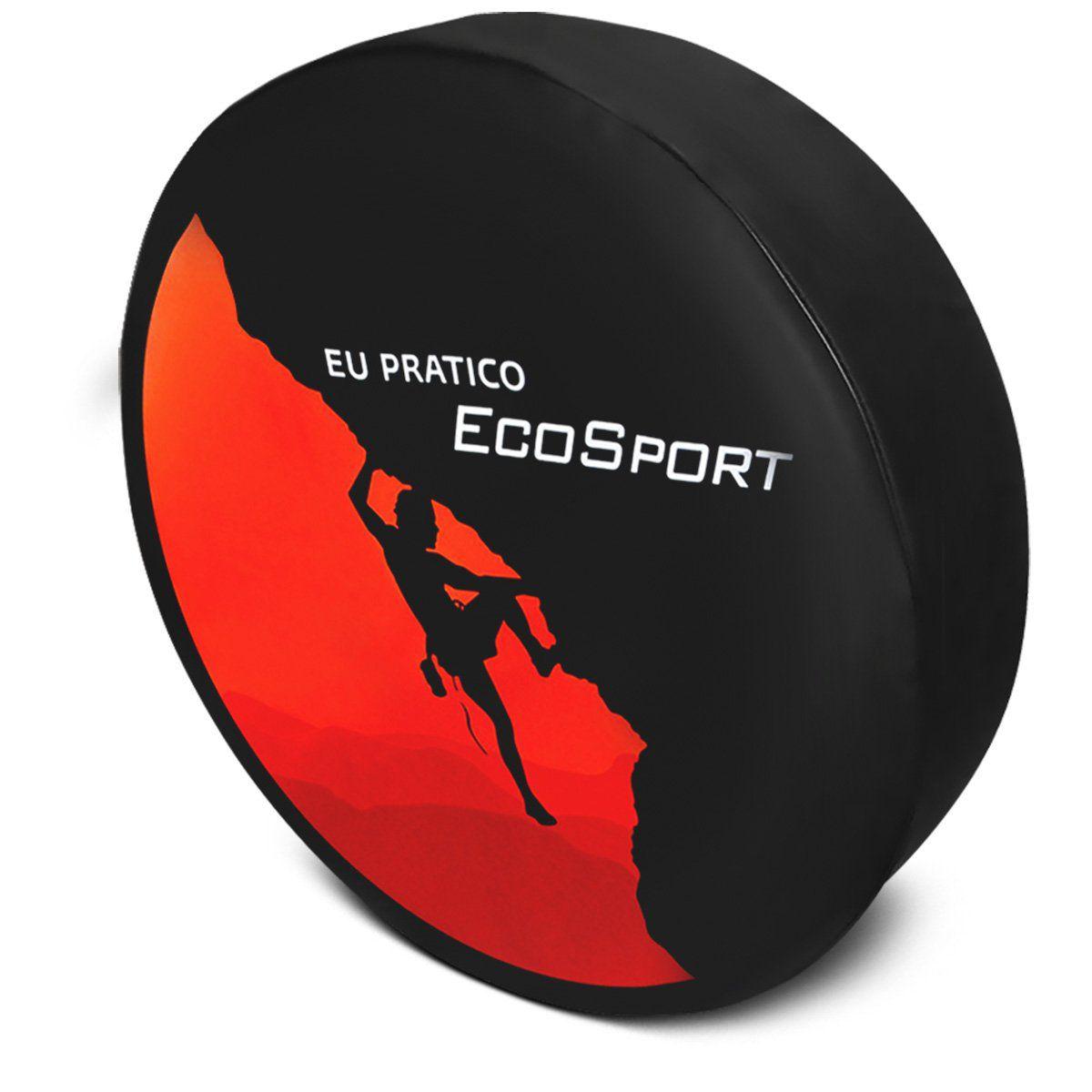 Capa de Estepe Ecosport Eu Pratico Ecosport PVC