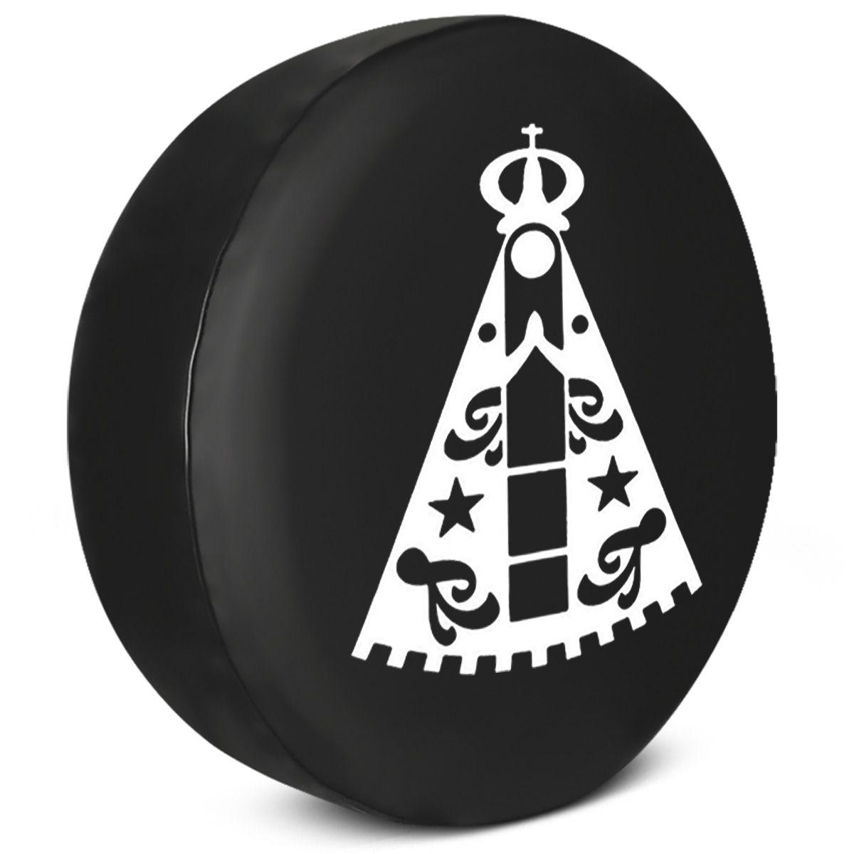 Capa de Estepe Ecosport 2003 a 2019 Nossa Senhora Cadeado