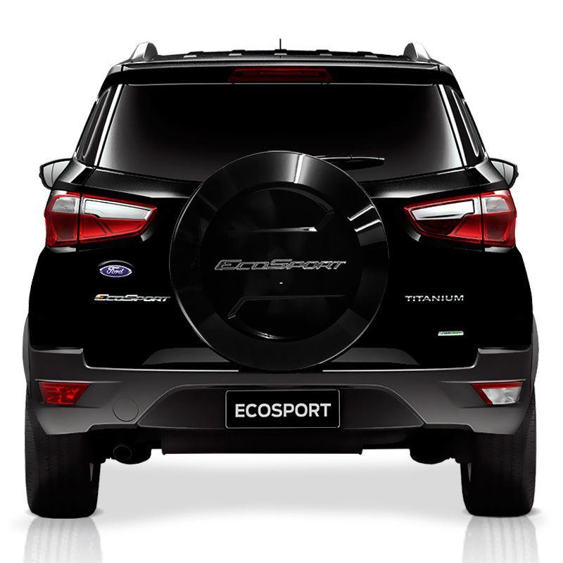 Capa Estepe Ford Ecosport 2003/2017 Bepo Preto Ebony