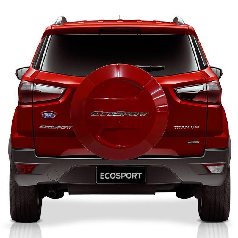 Capa Estepe Ford Ecosport 2003 a 2017 Vermelho Arpoador Bepo