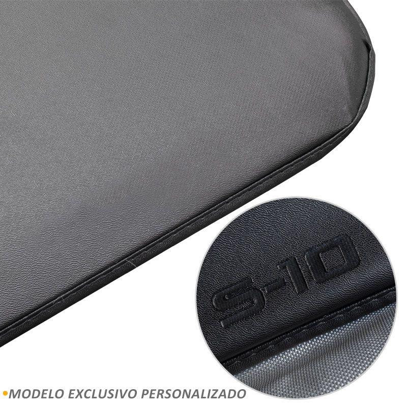 Capota Maritima S10 2012 a 2021 CD Trek Aluminio Top One
