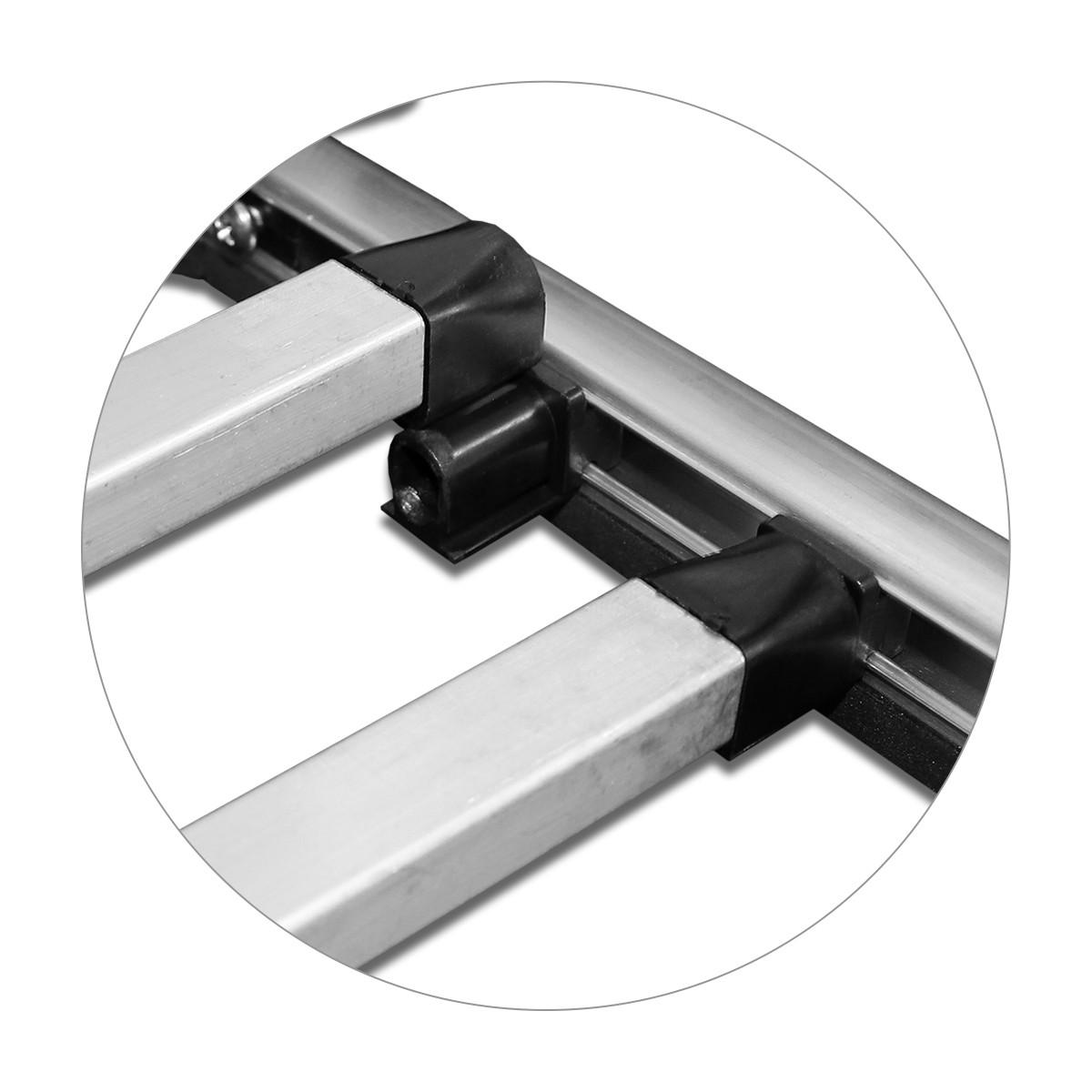 Capota Maritima Saveiro 98 a 09 C/Grade C/Estepe Flash Aluminio