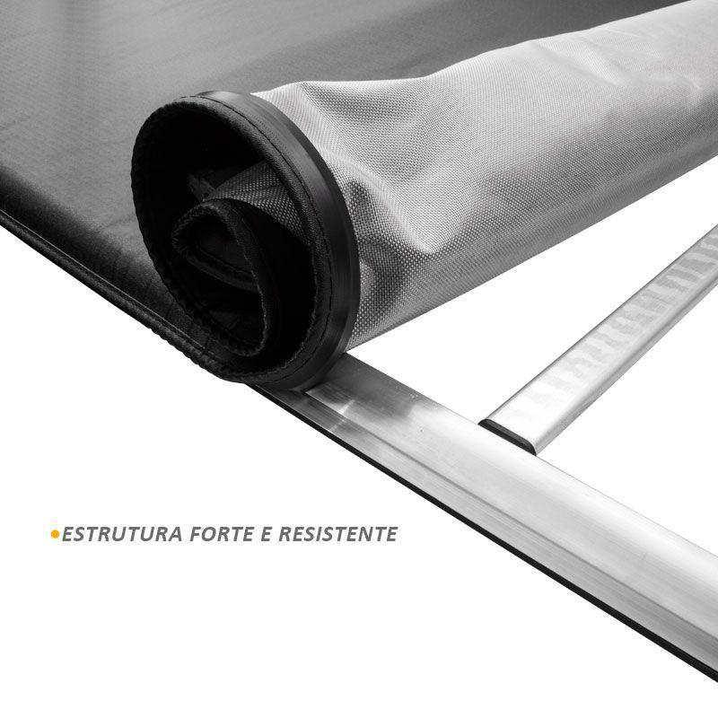 Capota Maritima Saveiro G5 G6 CS Com Gancho Trek Aluminio