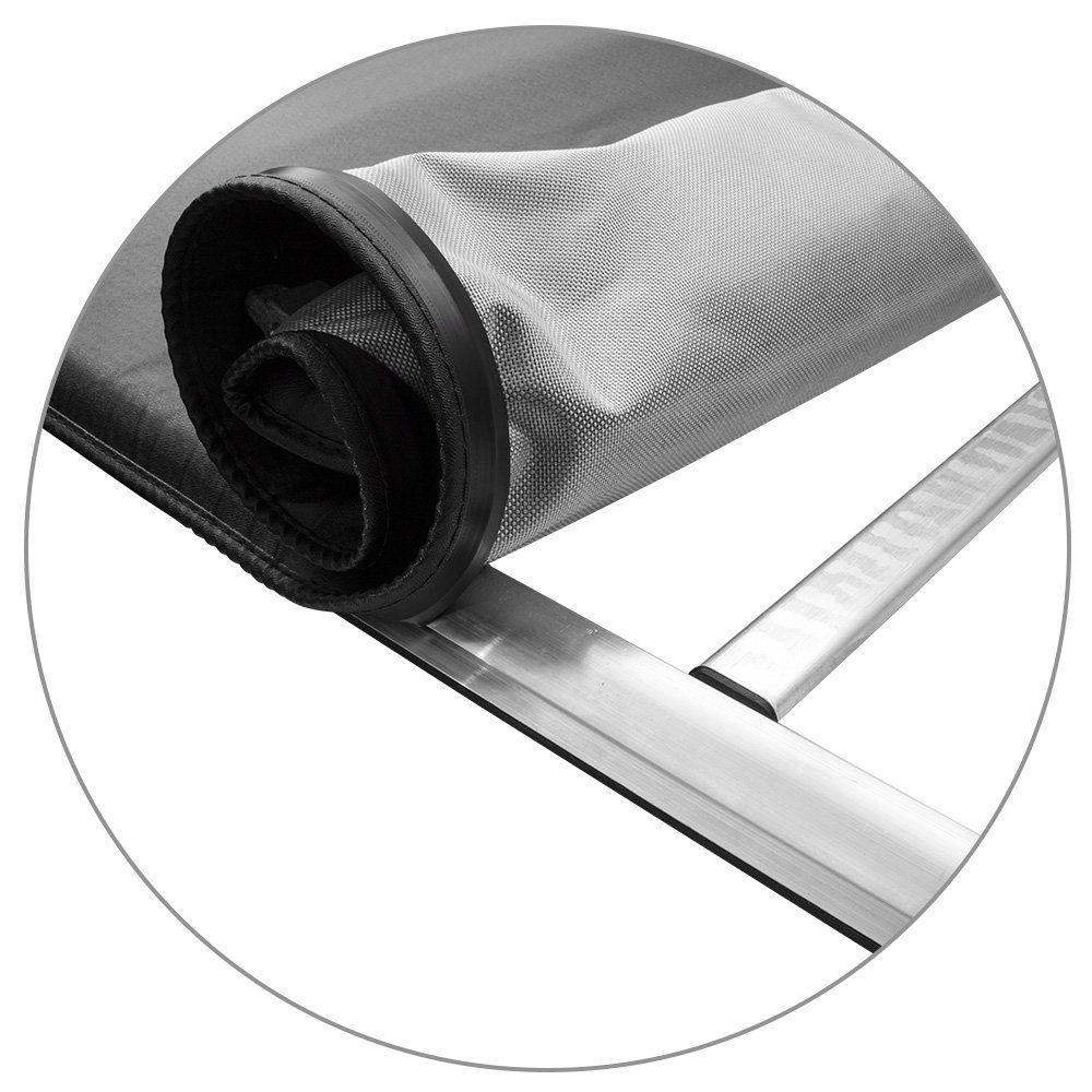 Capota Maritima Strada CS 2014 a 2019 Working Trek Aluminio