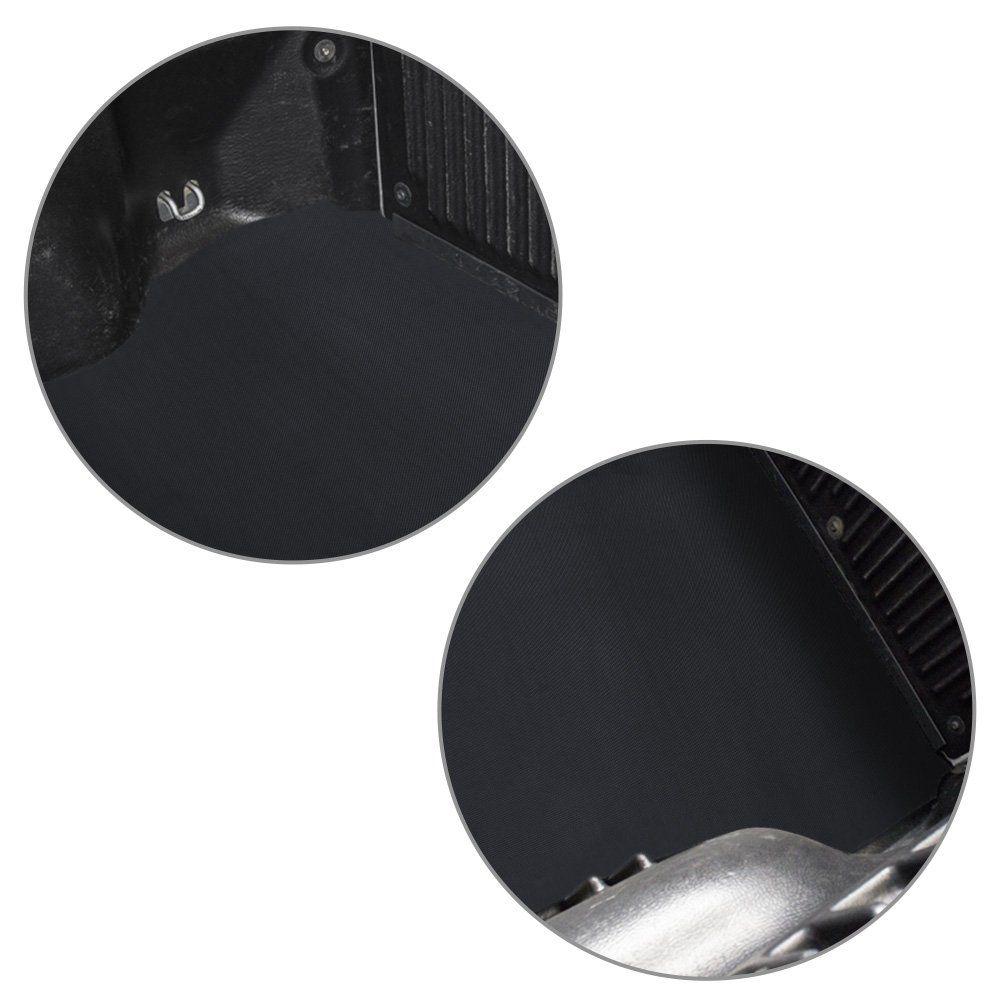 Tapete de Caçamba Amarok 2010 a 2019 Protetor Em EVA 10mm