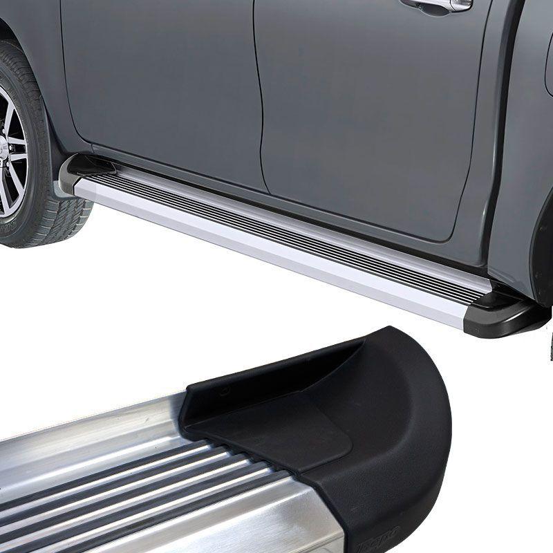 Estribo Lateral Amarok 2010 a 2020 Aluminio Polido Bepo