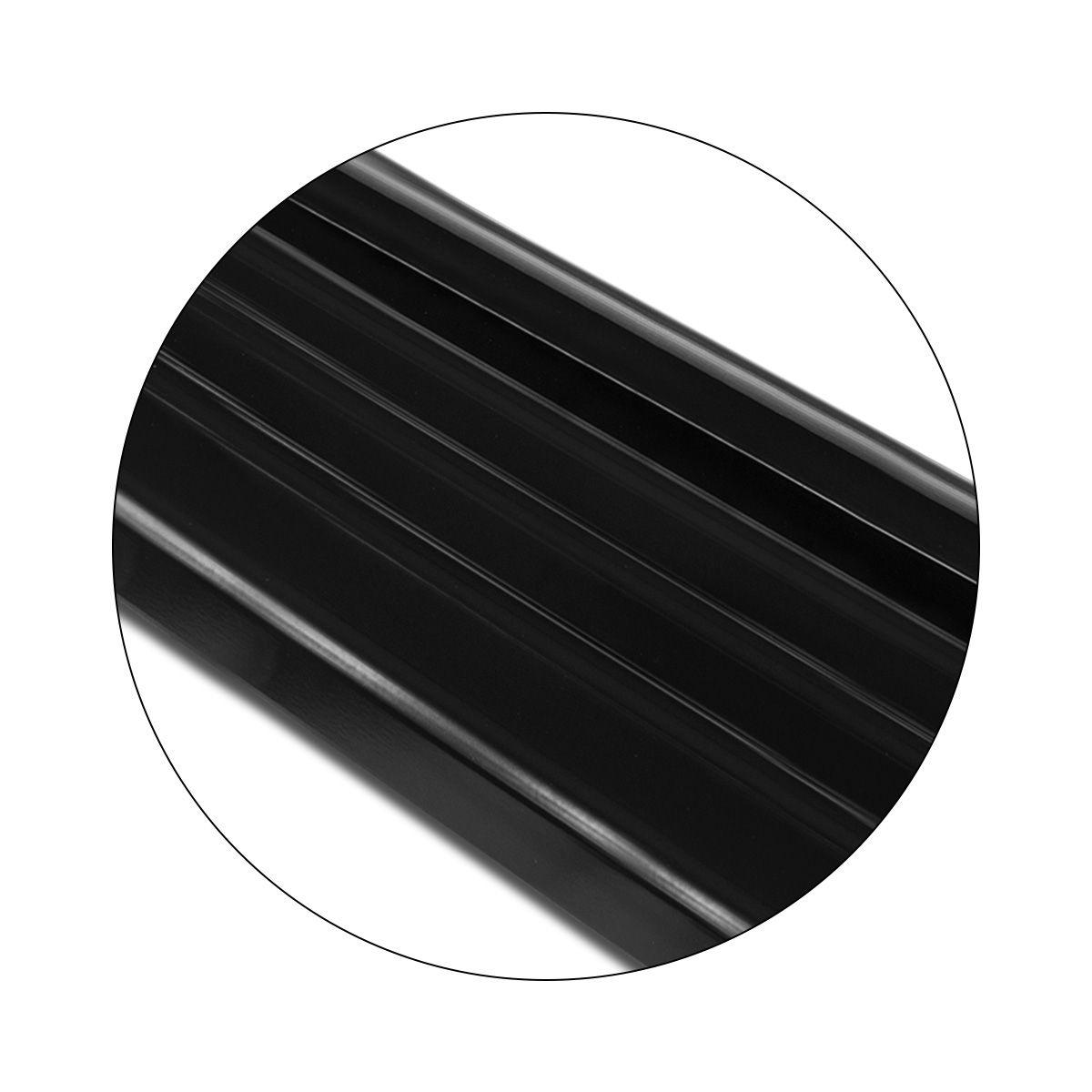 Estribo Lateral Duster 2012 a 2020 Aluminio Preto Track