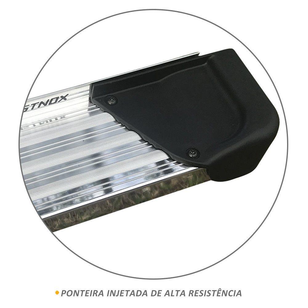 Estribo Lateral Ecosport 2013 a 2019 Aluminio Polido A3