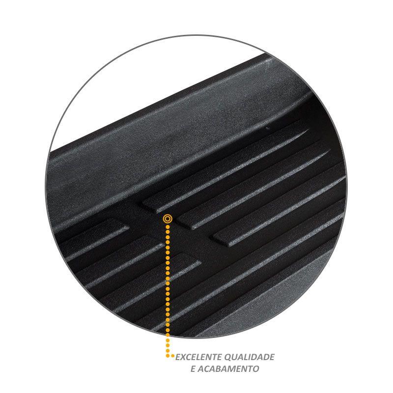 Estribo Lateral Amarok 2010 a 2018 CD Injetado Track