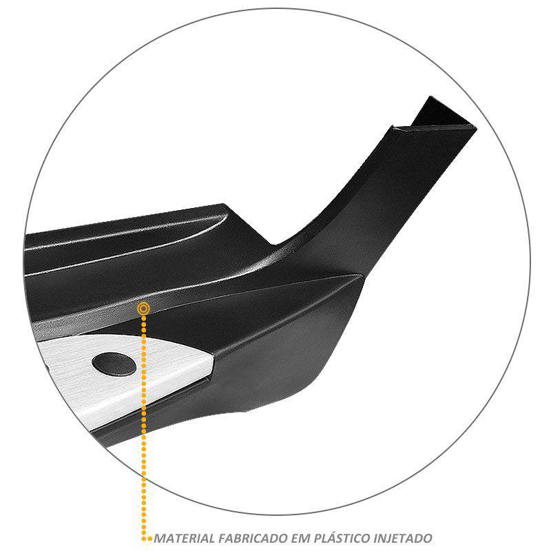 Estribo Spoiler Sportage 2014 á 2015 Alumínio Mod Original