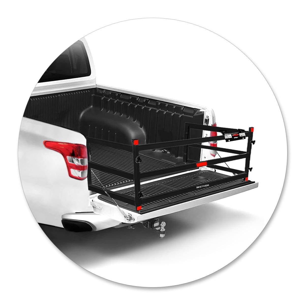 Extensor de Caçamba L200 Triton Sport 2017 a 2021 Preto ED