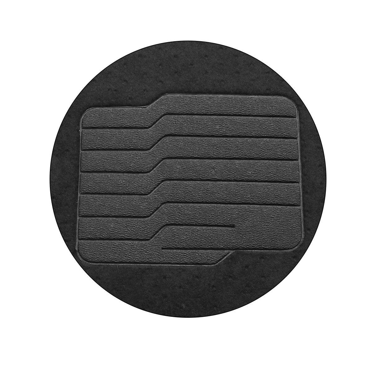 Jogo Tapete Carpete Ecosport 2013 a 2019 Preto Fixação Original