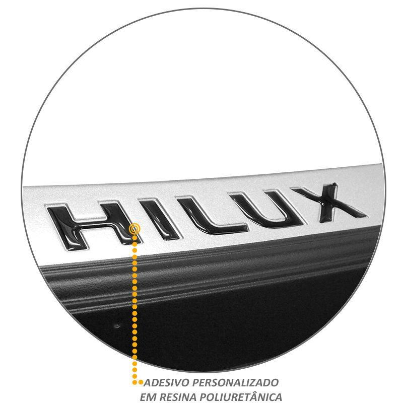 Overbumper Hilux 2014 a 2015 Mod. Original