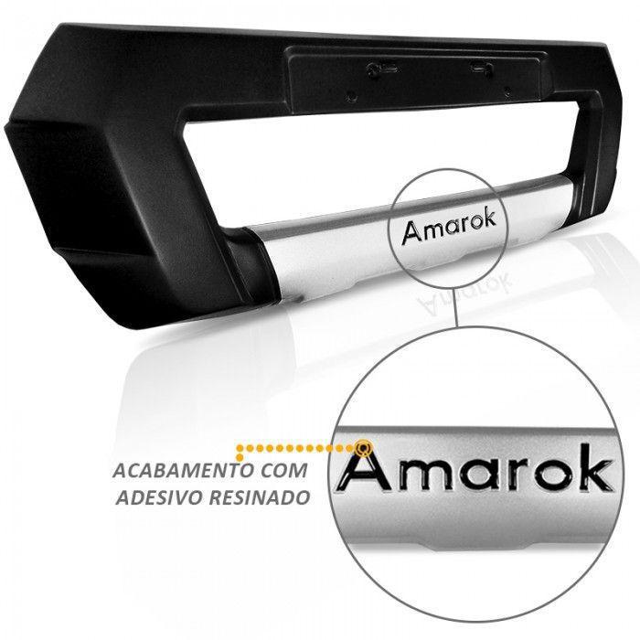 Overbumper Amarok 2010 a 2016 Moldura Parachoque Mod Original