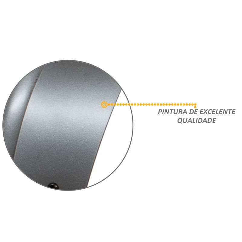 Parachoque de Impulsão Renault Duster 2012/2015 Onix Grafite