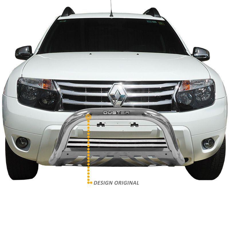 Parachoque Impulsão Renault Duster 2012/2015 Cromado