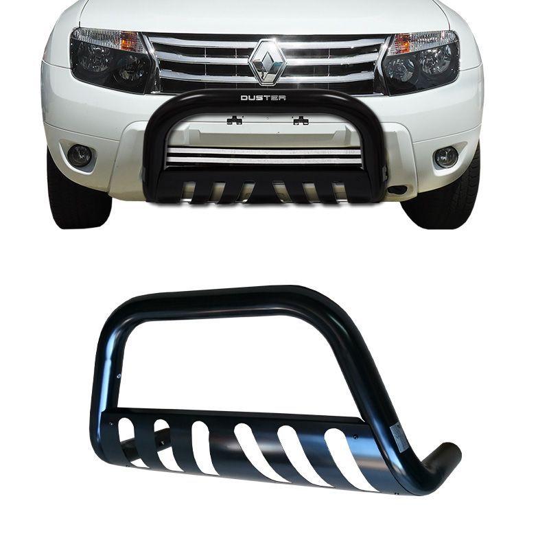 Parachoque de Impulsão Renault Duster 2012/2015 Preto