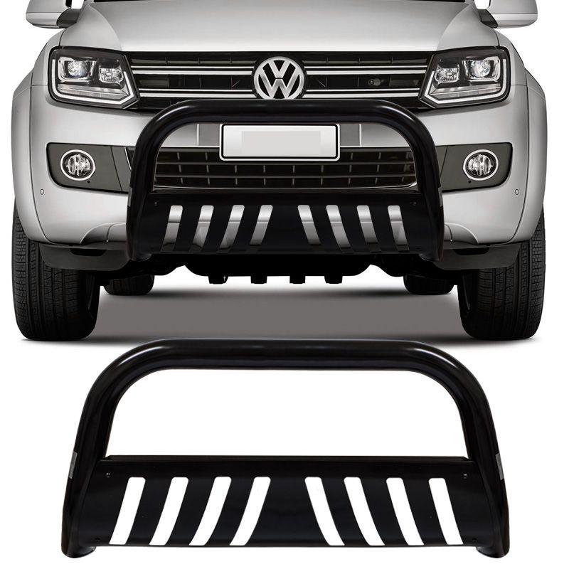 Parachoque de Impulsão Volkswagen Amarok Preto