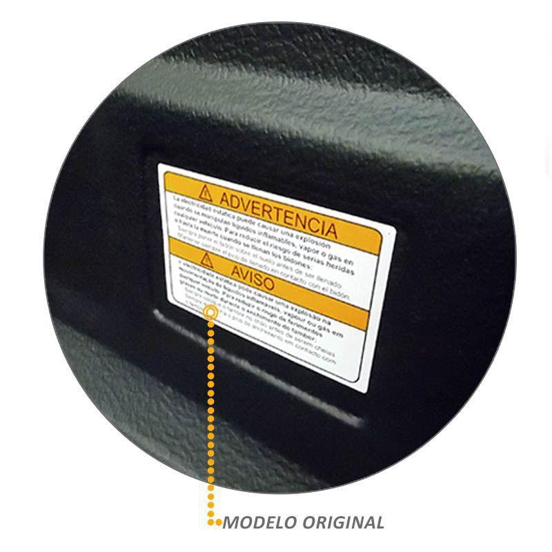 Protetor de Caçamba S10 2012 a 2020 CD Protetor Tampa