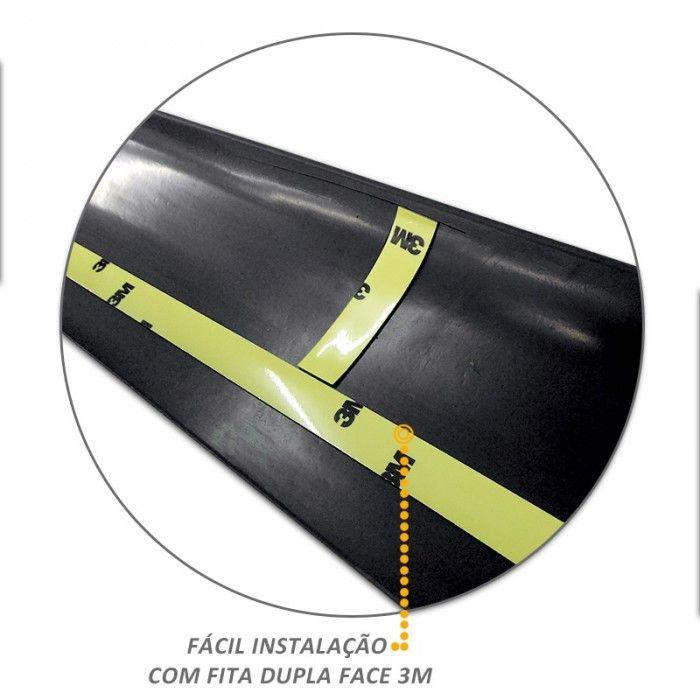 Protetor de Borda S10 2012 a 2018 Tampa Traseira Caçamba