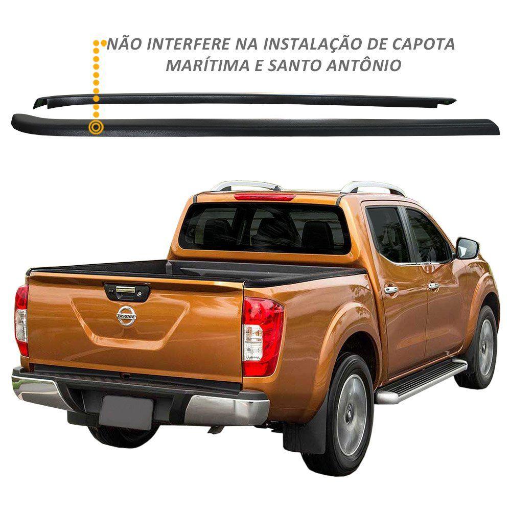 Protetor de Borda Frontier 2017 a 2020 Lateral Caçamba