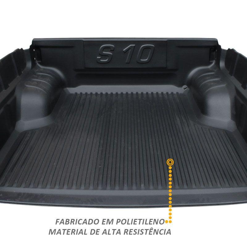 Protetor de Caçamba S10 2012 a 2020 CD Importado Truckline