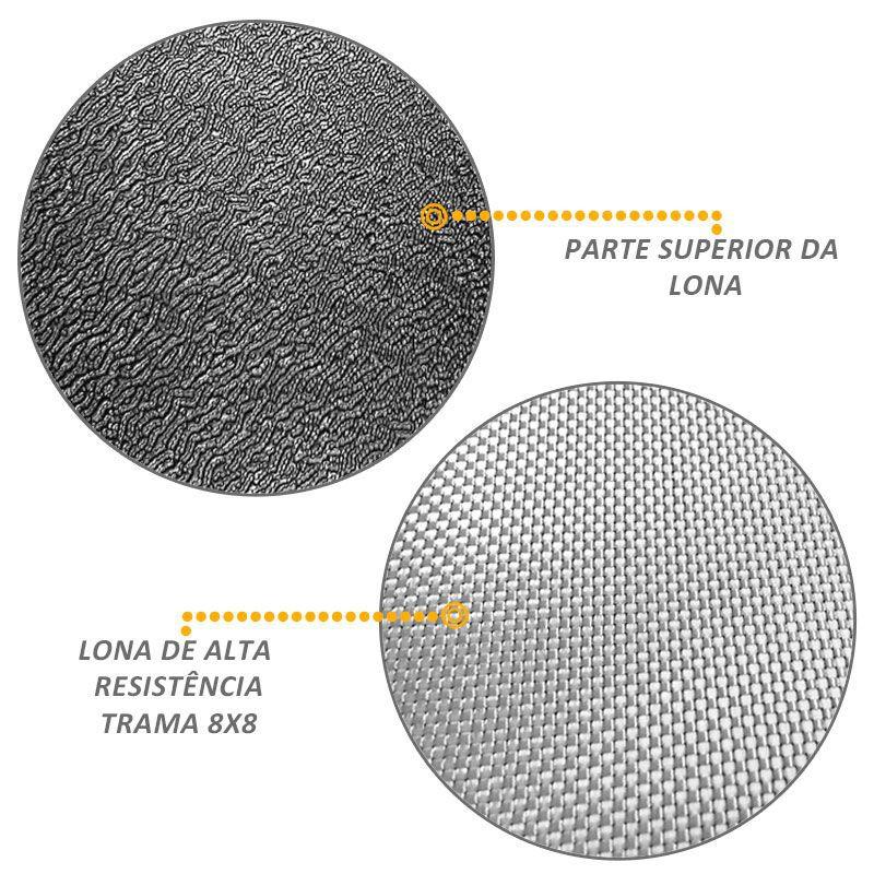 Saco de Areia em Lona Tamanho G 30kg Contra Peso Caçamba