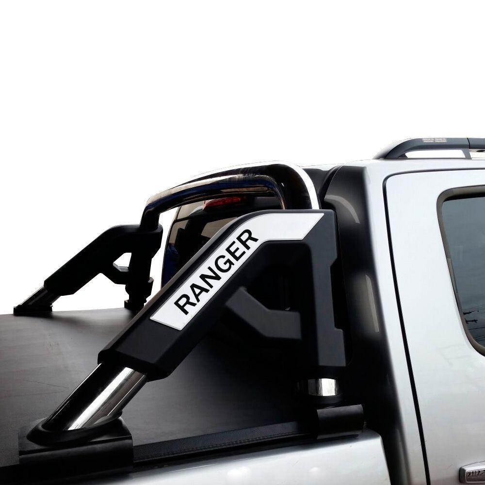 Santo Antonio Ranger 2013 a 2020 Cromado Aço Inox Elegance