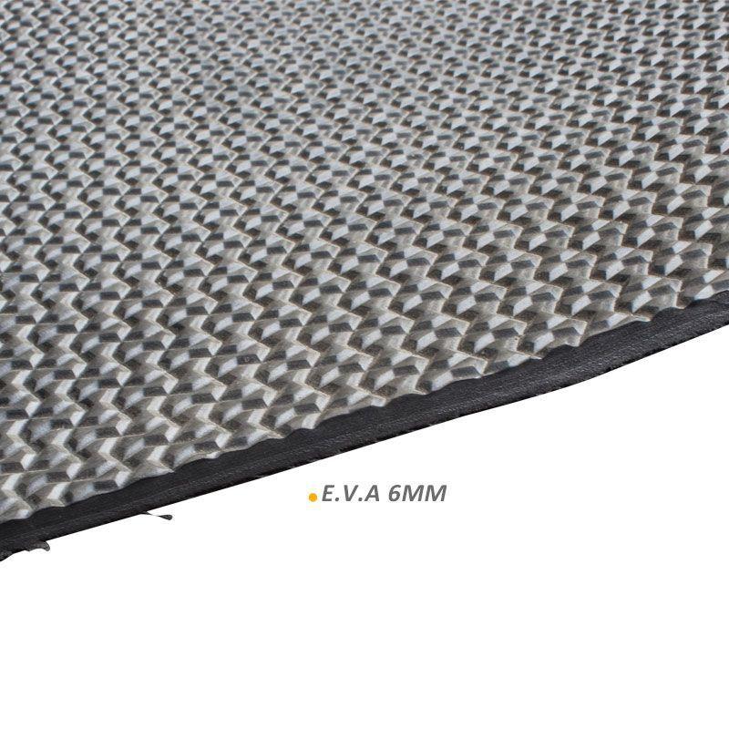 Tapete Caçamba  Duster Oroch 2015 a 2018 em EV.A 6mm Texturizado