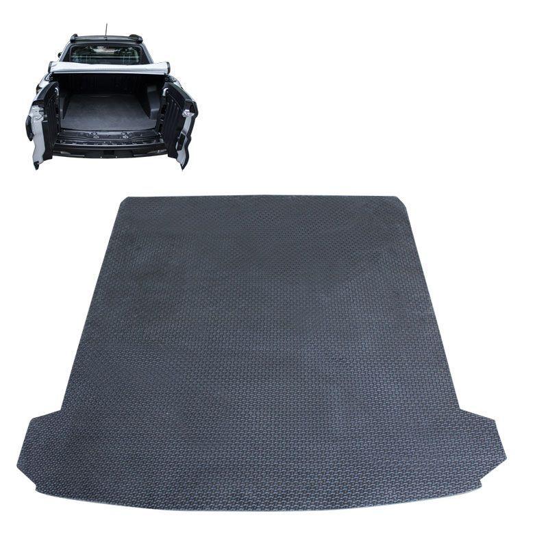 Tapete Caçamba Toro 2016 a 2018 em EVA 6mm Preto Texturizado