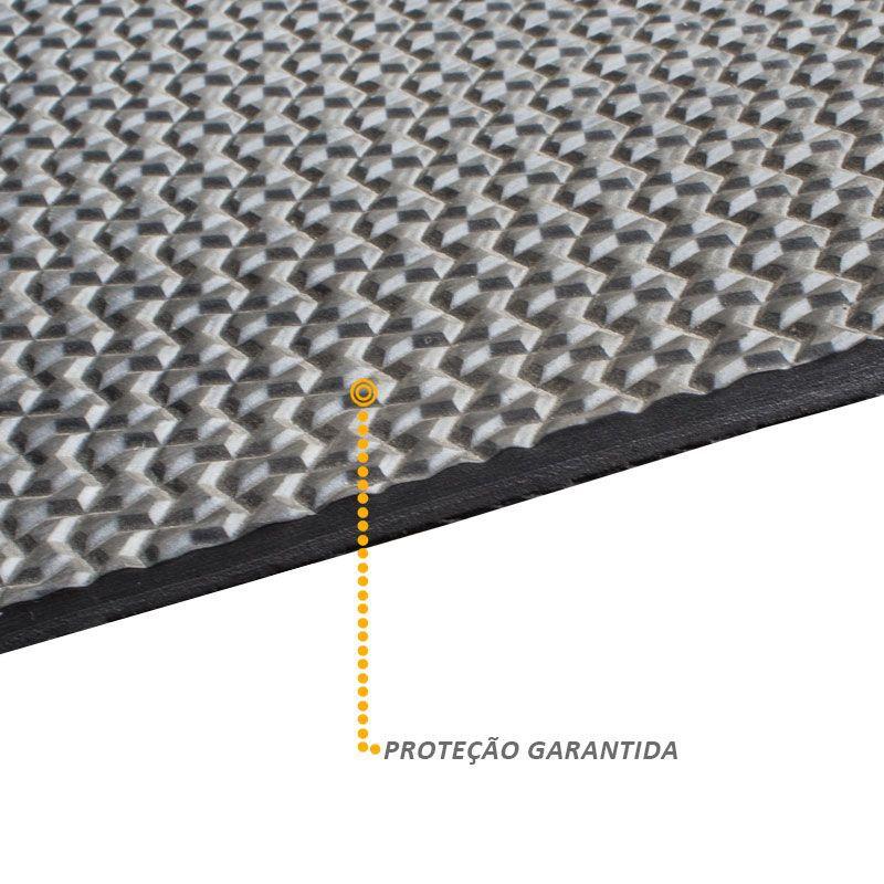 Tapete Protetor de Caçamba Fiat Toro 2016 a 2019 EVA 10mm