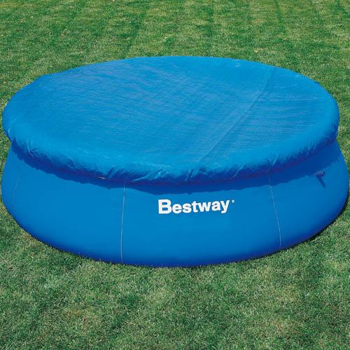 Capa para Piscina 457 cm Fast Set - Azul Bestway