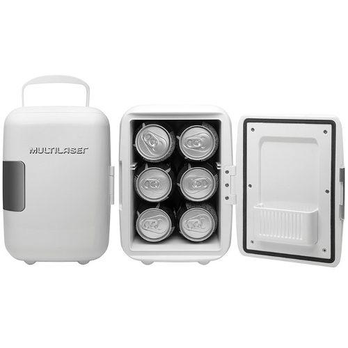 Mini Geladeira Frigobar Cooler E Aquecedor 4 Litros - 110v