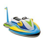 Bote Jet Ski Inflável Ondas Infantil 57520- Intex