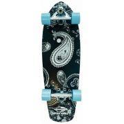 Skate Longboard Carver Mormaii Simulador Surf Abec 5 - Azul